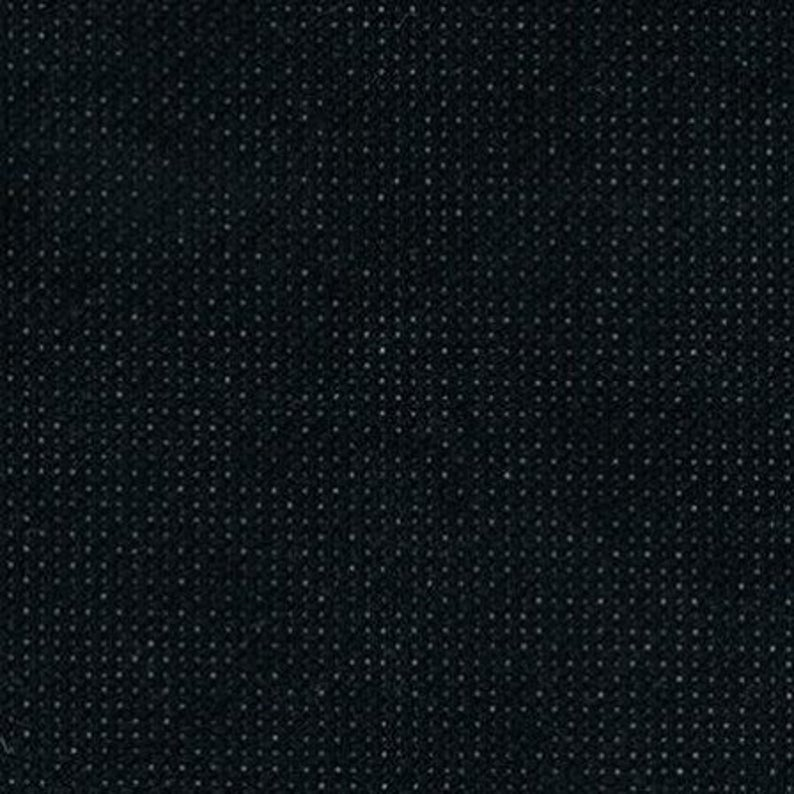 DUFTIN  Aida Cloth 54 (14 ct) 40x50cm - Black
