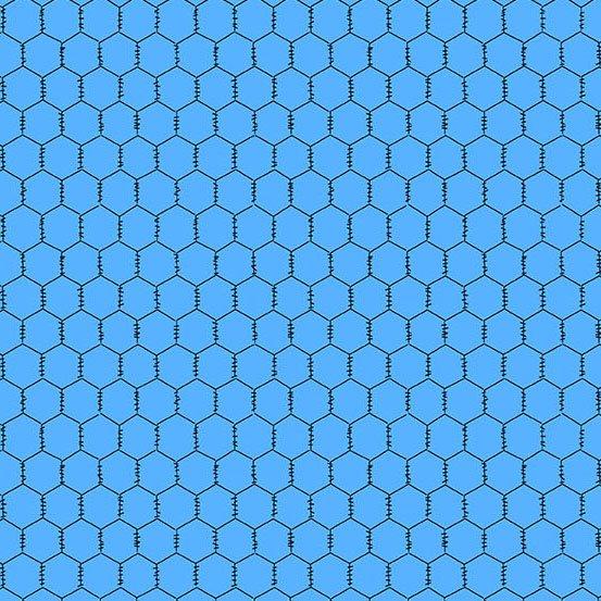 The Coop - Chicken Wire - Blue
