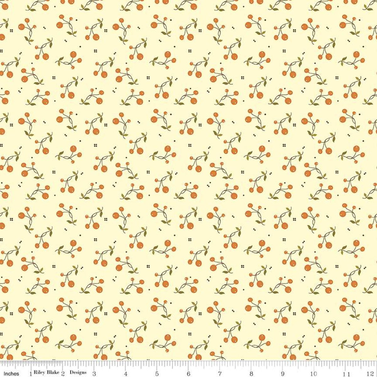 Adel in Autumn - Berries - Cream
