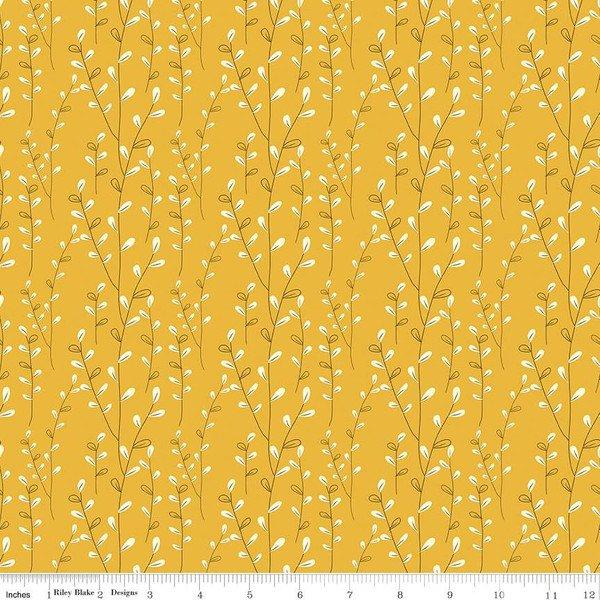 Adel in Autumn - Vines - Gold