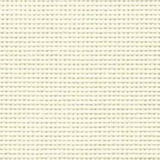 DUFTIN Aida 54 (14 ct) 80x80 cm - Cream