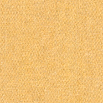 Essex Yarn Dyed - Ochre - 55% Linen 45% Cotton
