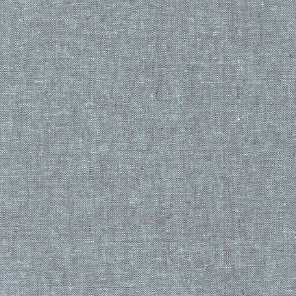 Essex Yarn Dyed - Shale - 55% Linen 45% Cotton