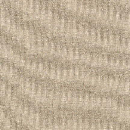 Essex Yarn Dyed Metallic - Oyster - 50% Linen 40% Cotton 10% Lurex