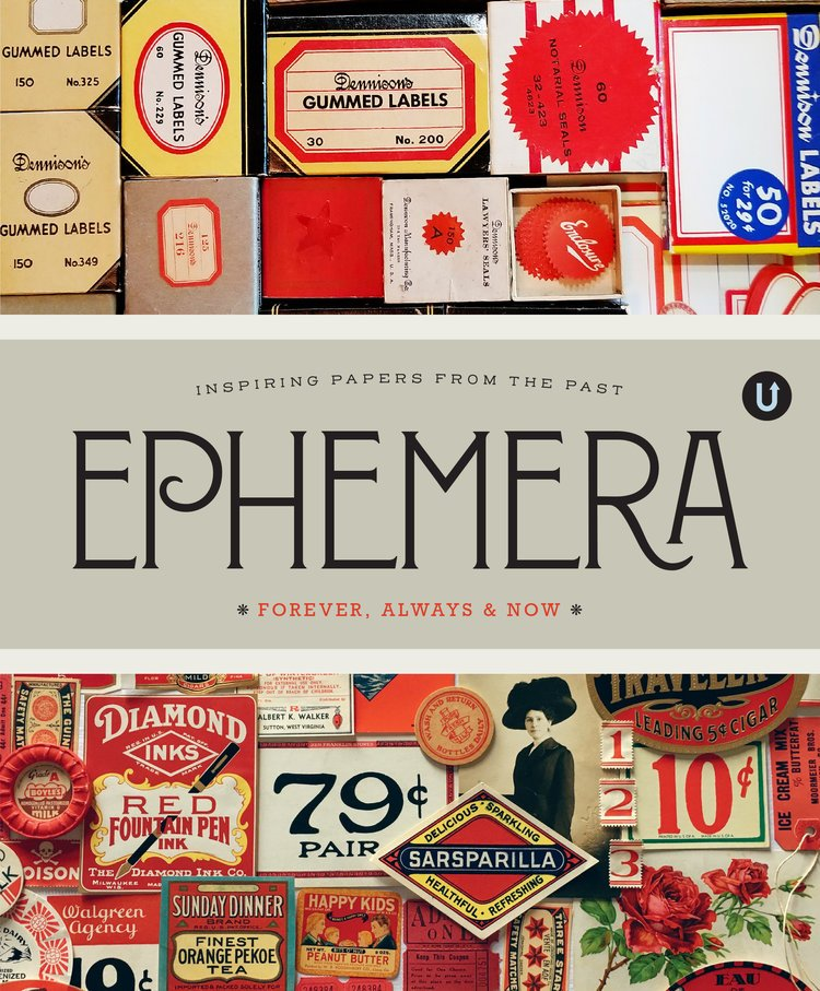Encyclopedia of Inspiration BOOK E: Ephemera