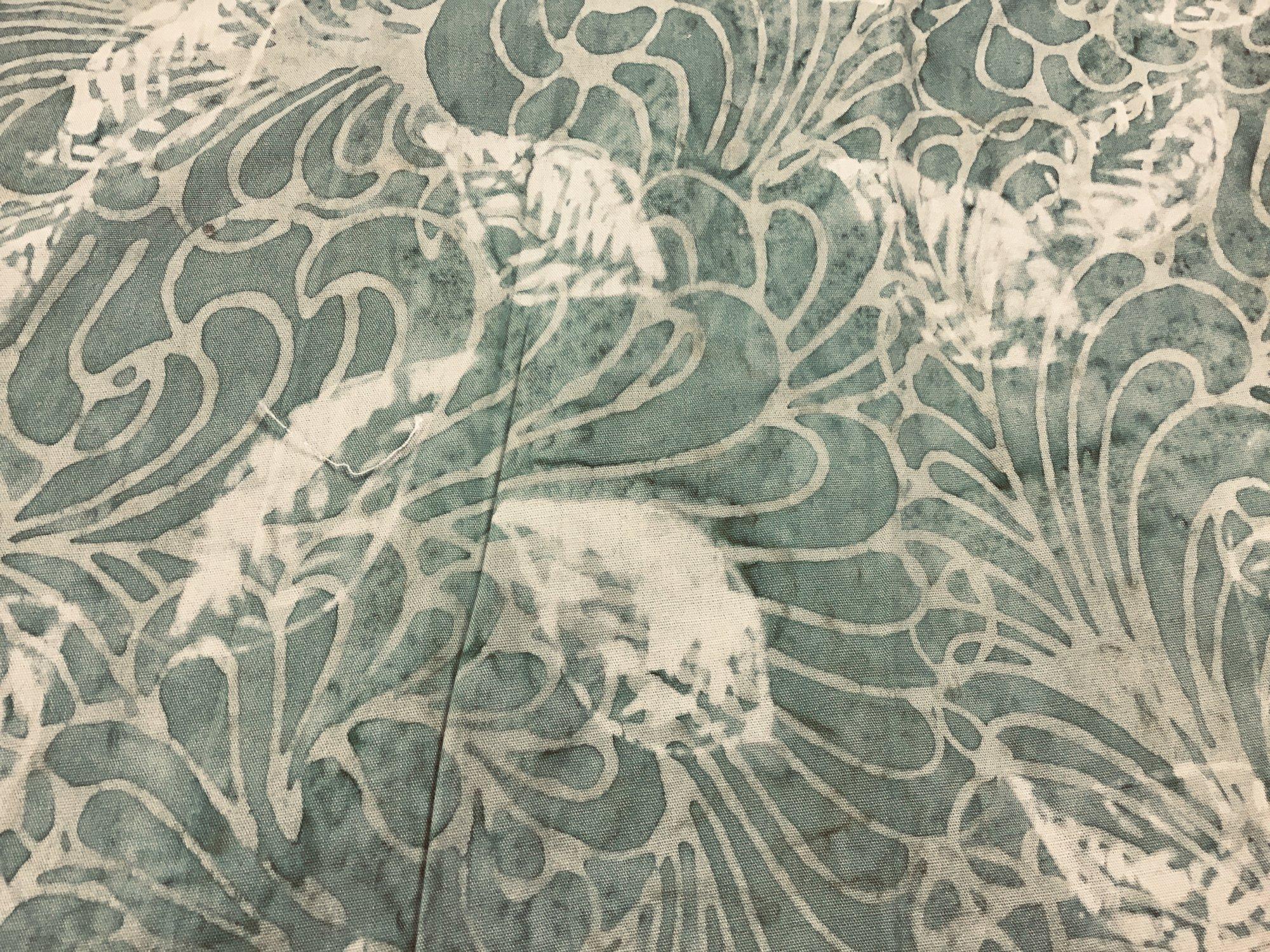 Batik - Boreal - Spring Green 1 - 1pc - 0.89m/35in