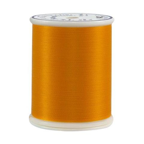 The Bottom Line 60wt - 1,420 yd - #642 Amber