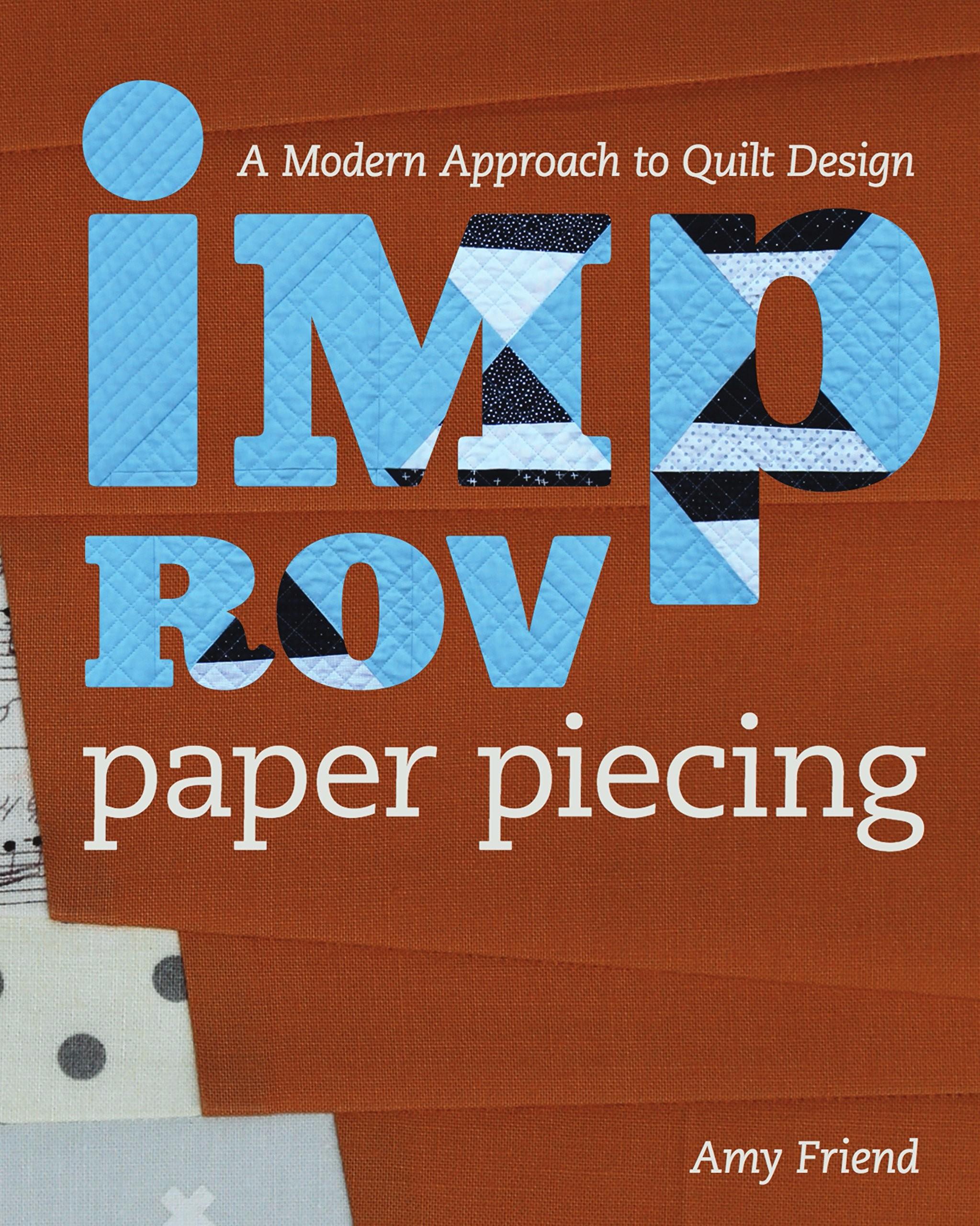 Improv Paper Piecing Book