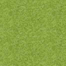 Village Life - Landscape Grass - Bright Green