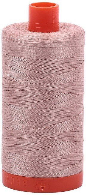 Aurifil - Cotton Mako - 50wt 1300m - Antique Blush - 2375
