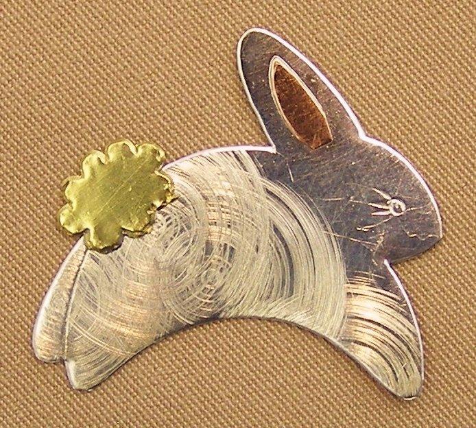 Magnetic Needle Nanny - Bunny
