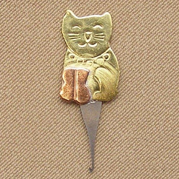 Micro Needle Threader - Cat
