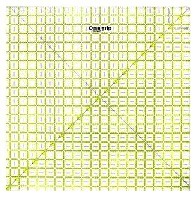Omnigrid Ruler - 20.5 inch square