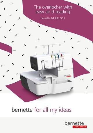 BERNINA - bernette b64 Airlock