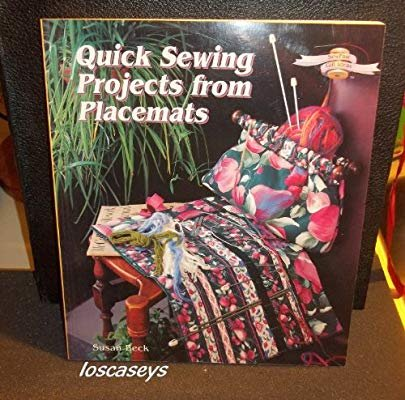Quick Sewing Projects from Placemats
