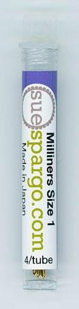 SUE SPARGO - Milliners - Size 1 - 4pcs