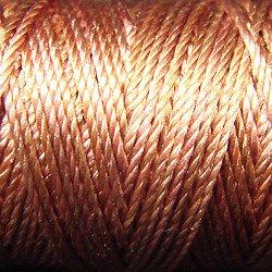 Pearl Silk: S 506 Washed Cinnamon Variegated 20m
