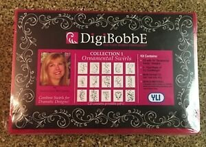 DigiBobbE - Software Collection 1 - Ornamental Swirls
