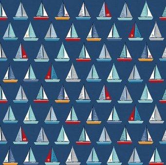 Sail Away Yachts - Blue - MK2210