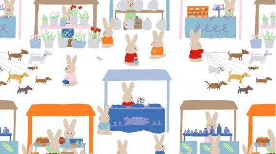 Bunny Market - Multi