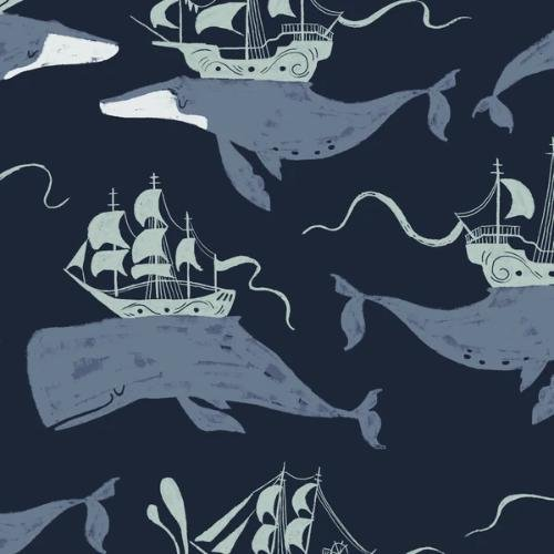 Sink or Swim - Whale Ships - Navy