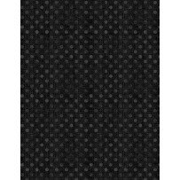 Dotsy Essentials 108 Inch Wide Backing -  Black
