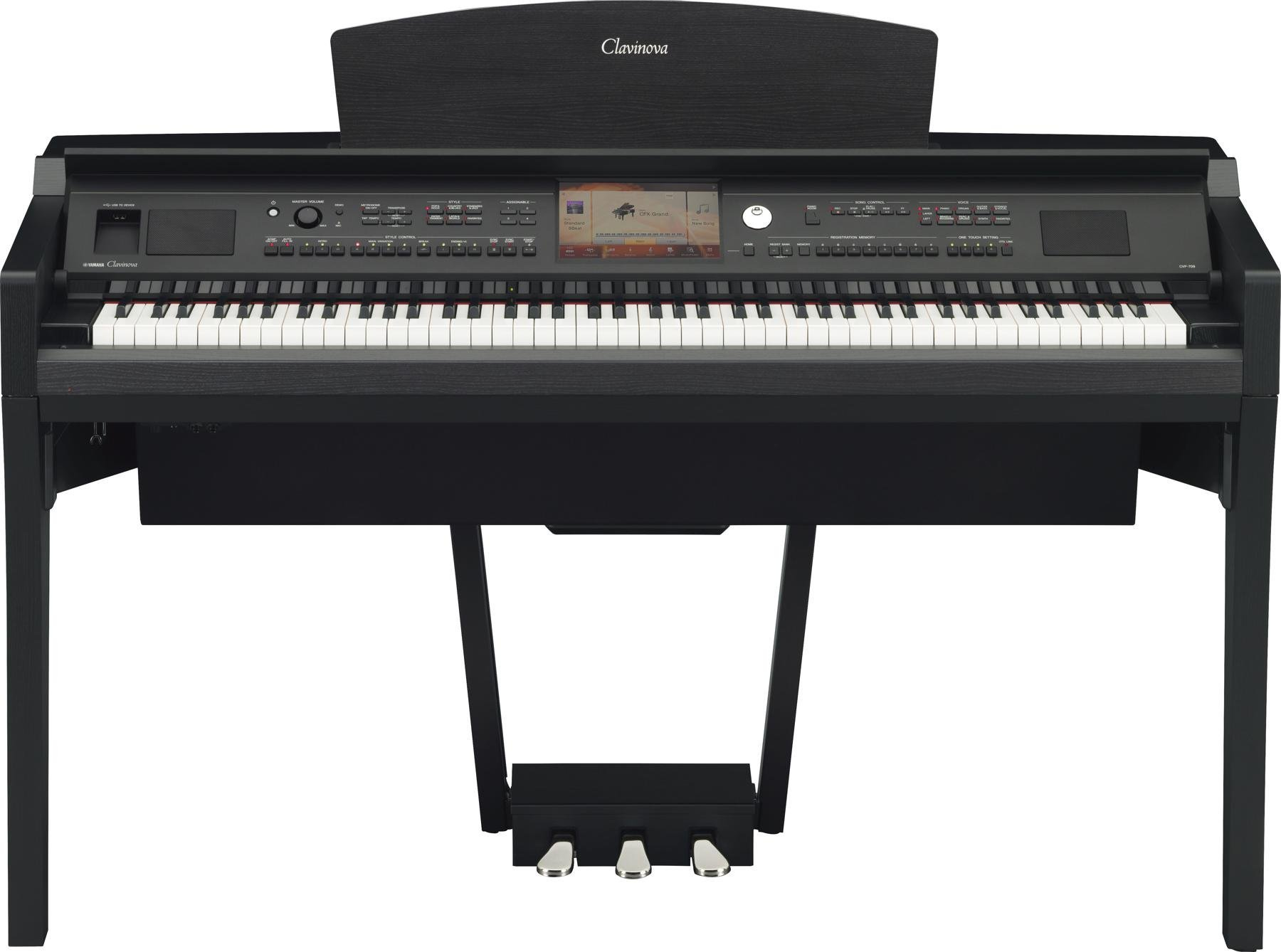 Yamaha Clavinova CVP709 Digital Piano