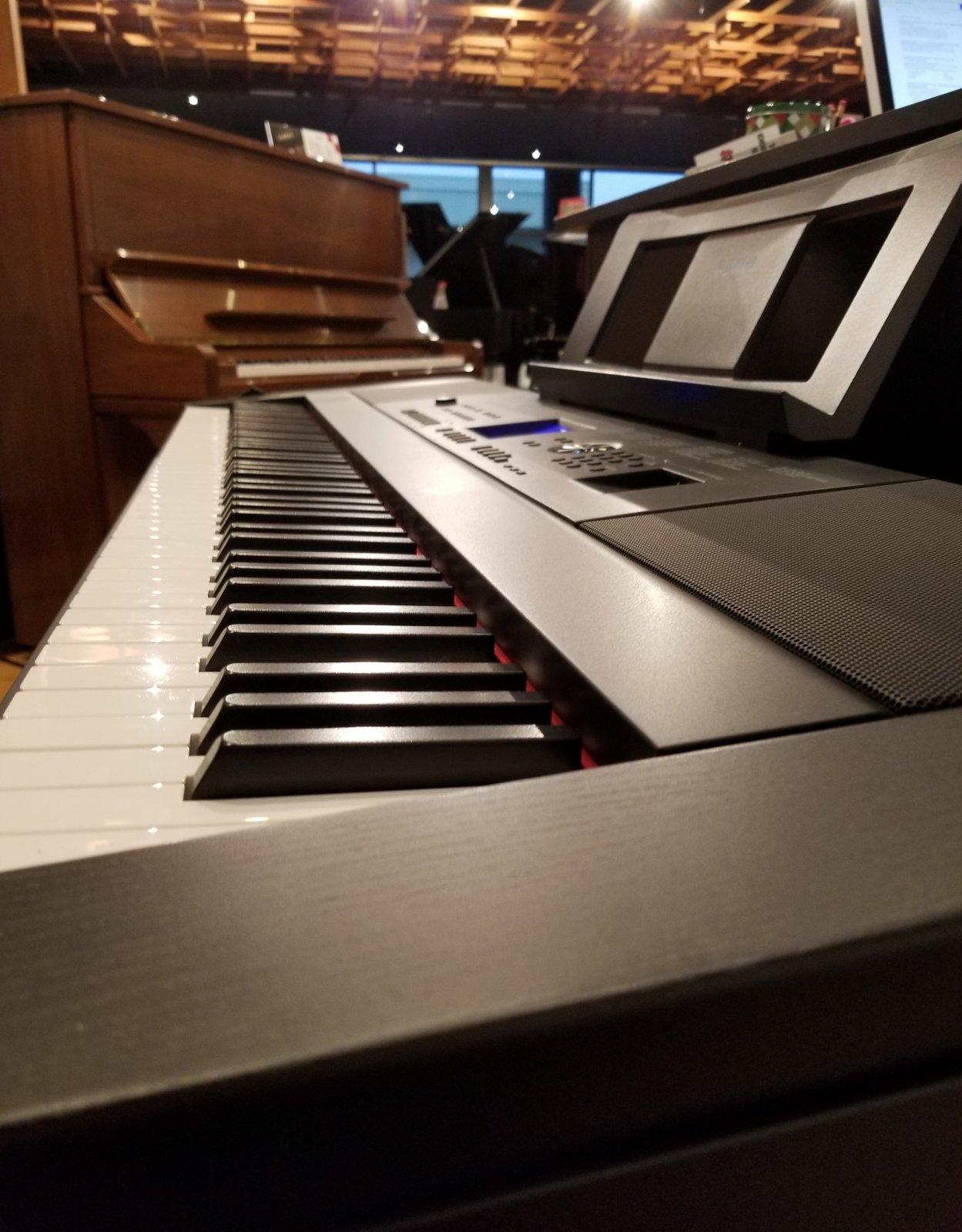 Yamaha DGX660B Digital Keyboard