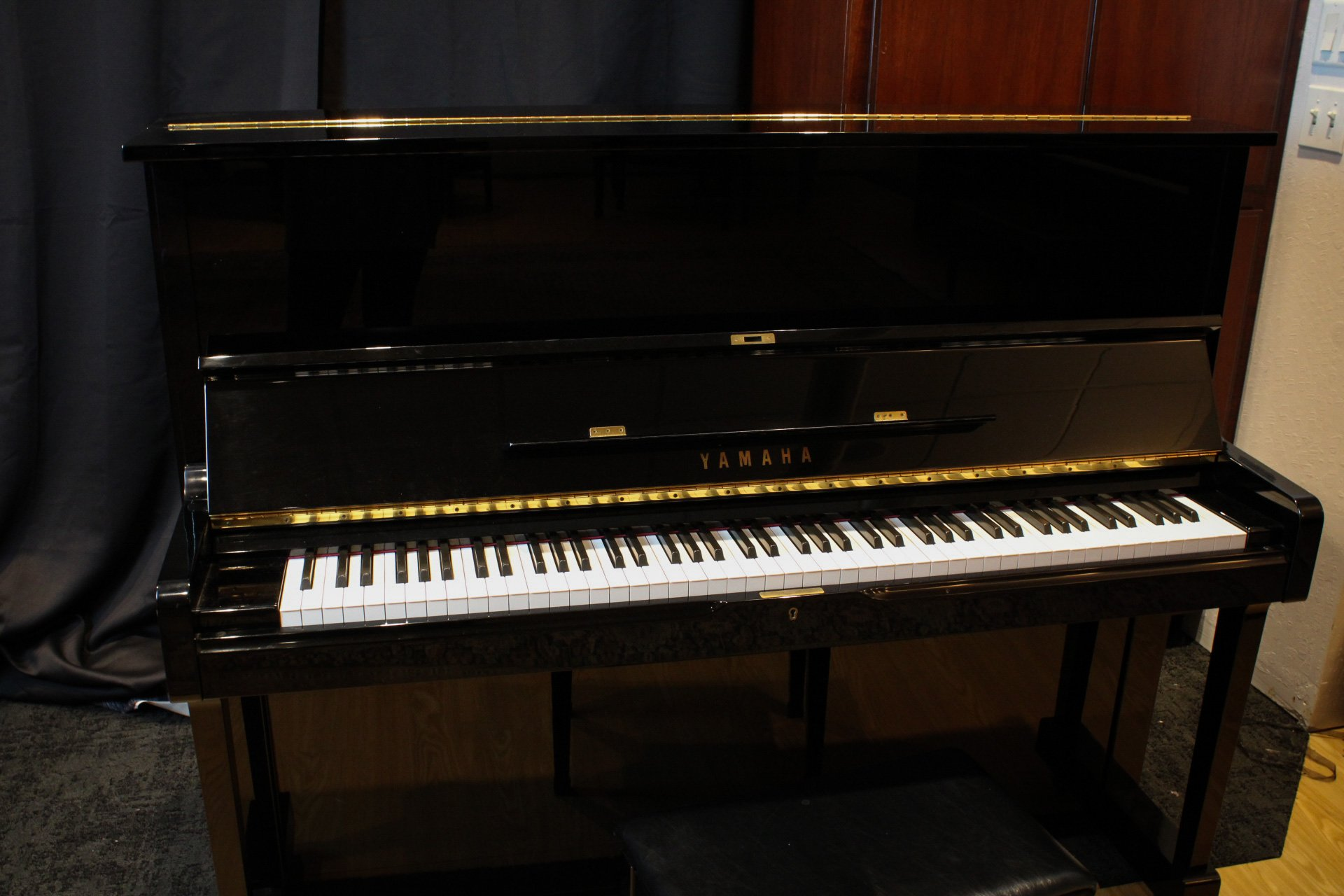 Yamaha U1 E Upright