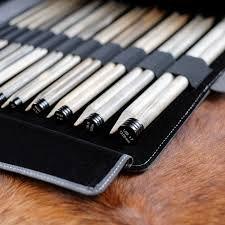 LYKKE Driftwood 10 Straight Needle Set