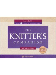 Knitters Companion Deluxe Edition w/ DVD