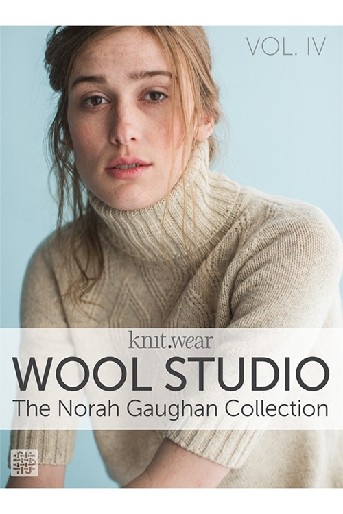 knit.wear Wool Studio Vol. IV:  The Norah Gaughan Collection