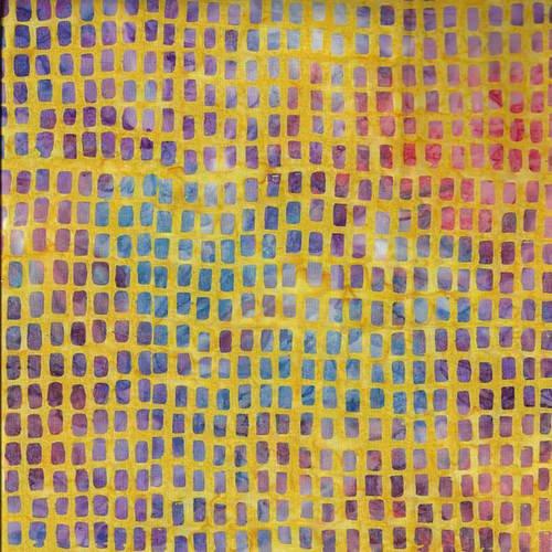 Murano Batik 1181-44 Yellow
