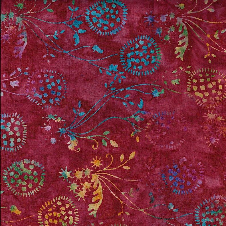 Murano Batik 1182-29 Rose