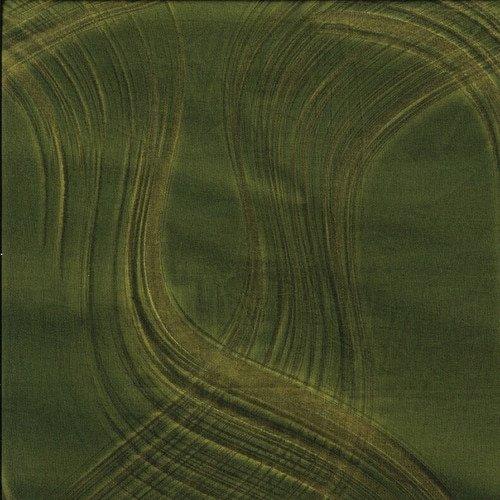 Murano Batik 1186-65 Olive