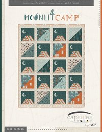 Moonlit Camp Quilt - FREE Pattern Download