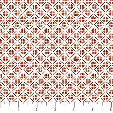 Desert Wilderness Tiles in Red 90105-24