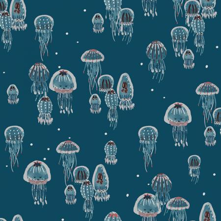 Kaikoura - Drifting Jellies - Ocean
