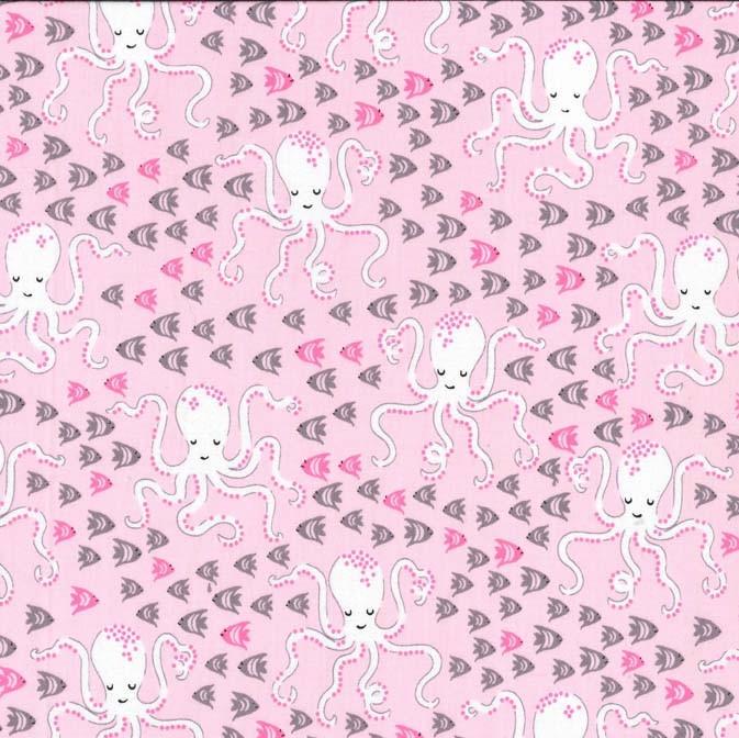 Octopi Pink