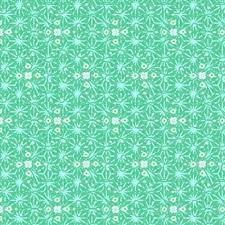 Emerald Sky Turquoise Small Flower