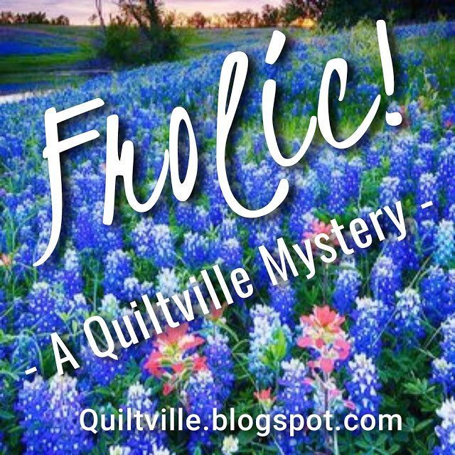 Frolic - 2019 Quiltville Mystery Kit