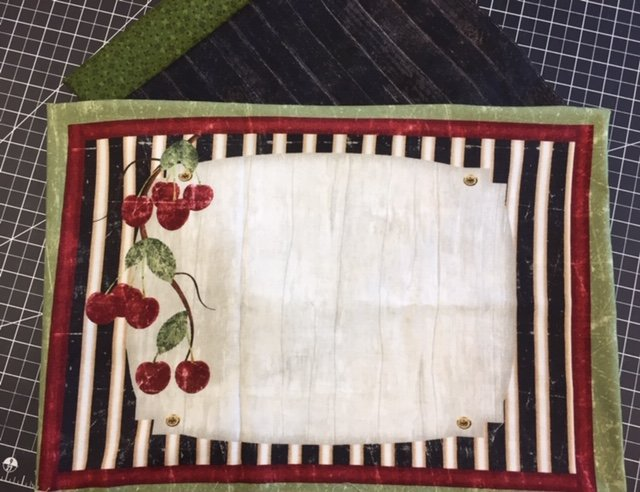 Farmhouse Placemats kit