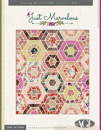 Just Marvelous Quilt - FREE Pattern Download