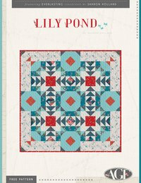 Lily Pond - FREE Pattern Download