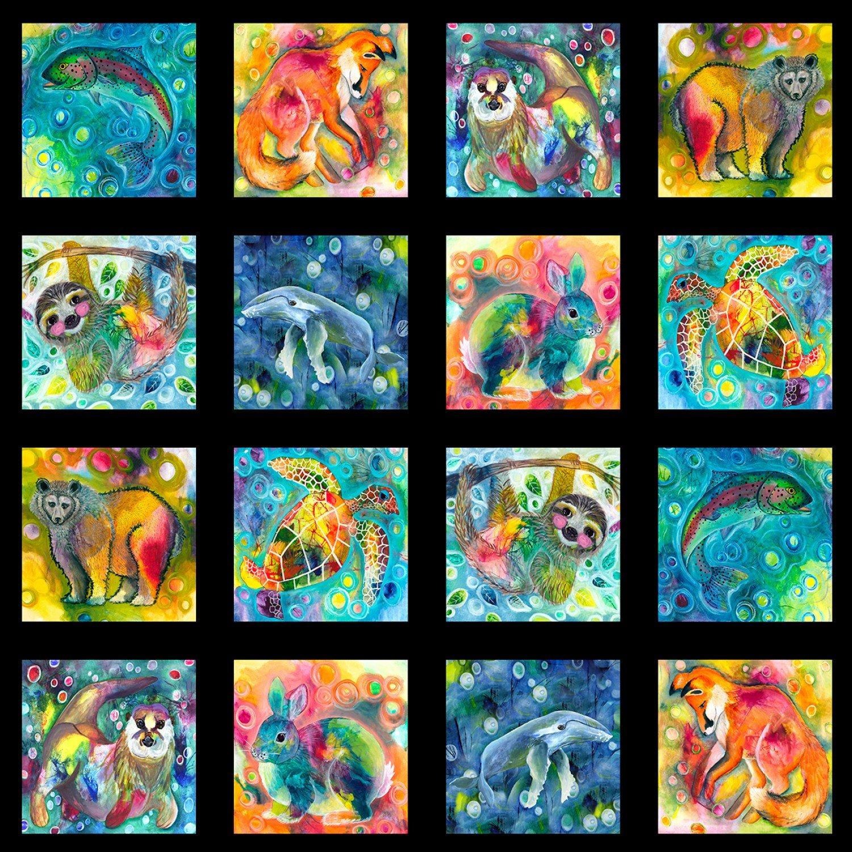 Living Wild 44 Panel