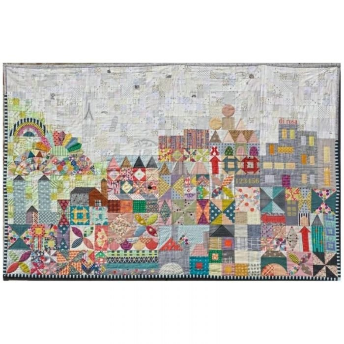 My Small World Quilt Kit - PREORDER