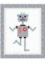 Robbie Robot Quilt - FREE Pattern Download