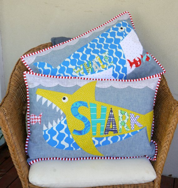 Whale + Shark