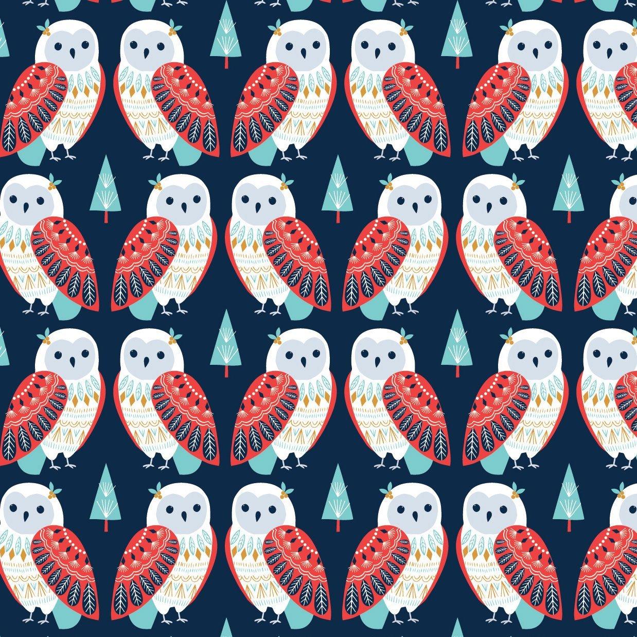 Skogen - Owls in Navy