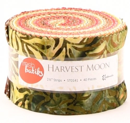 Fresh Batik  Harvest Moon